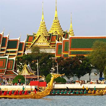 Bangkok <span>Canal</span>